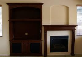 Fireplace Mantels With Bookcases Fireplace Mantels In Las Vegas And Henderson