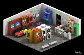 flavien chapelle arcade game room