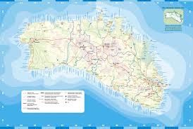 Plano Map Menorca Map Visitmenorca Com