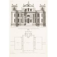 designs for seaton delaval northumberland ground floor plan and