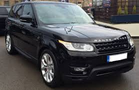 land rover sport 2016 black used 2016 land rover range rover sport v8 autobiography dynamic