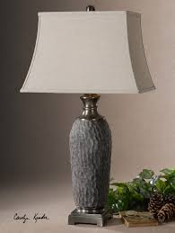 Uttermost Table Home Accessories Pretty Table Uttermost Lamps With Beige Shade