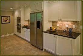 brick backsplash kitchen home design ideas