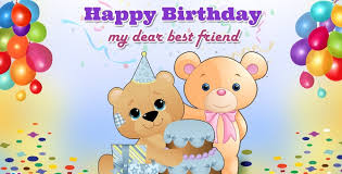 happy birthday bff images wishes cards greeting meme cake