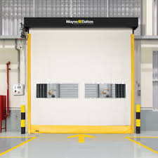 Overhead Door Manufacturing Locations Wd Door High Speed Garage Doors