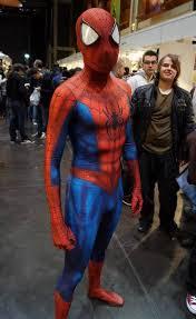 amazing costumes 3d printing the amazing spider costume