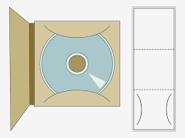 Cd Case Template Vector Art Graphics Freevector Com Free Cd Template