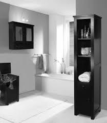 Bathroom Accessories Modern Black White Damask Bathroom Accessories White Lacquered Wooden