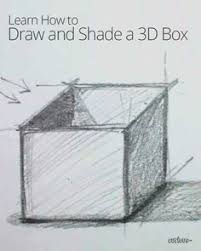 how to shade a cube art for kids hub drawings teaching art