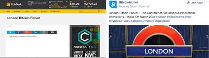 bitcoin forum london bitcoin forum revealed as likely scam bitcoinist com