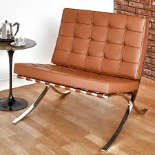 fancy knock off barcelona chair with replica barcelona chair