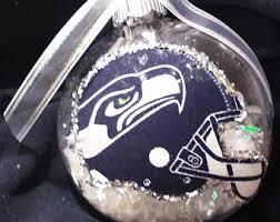 seahawks ornament etsy