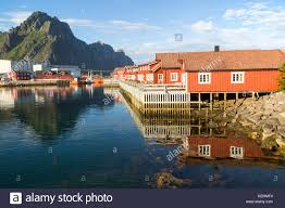 traditional building style at scandic hotel svolvaer lofoten