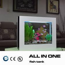 Aquarium For Home Decoration Home Decor New Fashion Smart Aquarium Fish Tank For Live Tropical