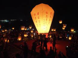 chinese sky lanterns are fire hazards and endanger wildlife