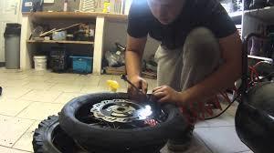 comment changer une chambre à air le commencement d une aventure comment changer pneu chambre à