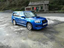 rally subaru forester used 2005 subaru forester full time awd for sale in ceredigion