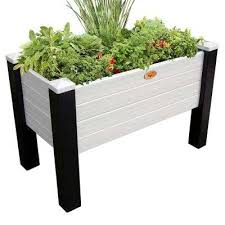 Raised Planter Beds by Raised Garden Beds Garden Center The Home Depot