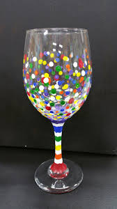 wine glass painting wine glass painting studio the paint shack