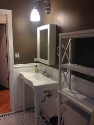 Our Bathroom Makeover The Little - 99 best 1920s bungalow bathroom remodel images on pinterest