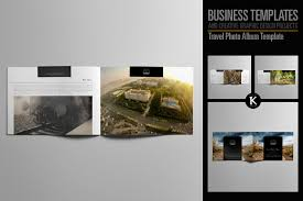 travel photo album travel photo album template templates creative market