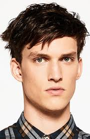older male haircuts center part 33 of the best men s fringe haircuts fashionbeans