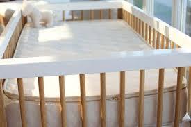5 u2033 natural latex crib mattress