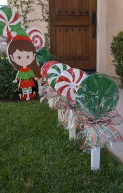Diy Outdoor Lawn Christmas Decorations Imposing Design Christmas Lawn Decorations Outdoor Decoration