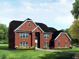 traditional colonial house plans 6 bedroom 4 bath colonial house plan alp 09ez allplans