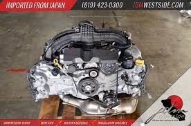 subaru jdm jdm 11 16 subaru impreza xv crosstreck forester engine fb20 6speed