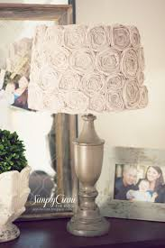 Shabby Chic Bedroom Ideas Diy Clever Decorating Ideas For Lampshades