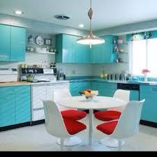 11 best 50 s style kitchen images on kitchens