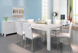 Gloss Dining Tables Lucia High Gloss Dining Table White Sydney Central Furniture