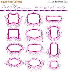 Chandelier Frame 30 Off Sale Wedding Clip Art Frames Chandelier Ornate Frame