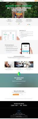 website homepage design 15 of the best website homepage design exles creative splash