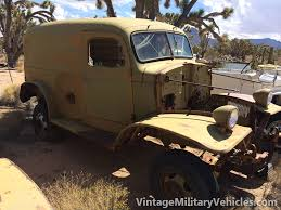 1946 dodge panel truck 1942 dodge panel information and photos momentcar