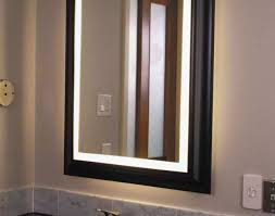 mirror enchanting ornate bathroom mirrors with lights alluring