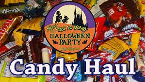 walt disney halloween candy haul part 2 from mickey u0027s not so scary