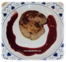 cuisiner un foie gras frais foie gras frais poelé sauce au porto et groseilles baba s kitchen