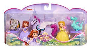 disney sofia royal friends figure core