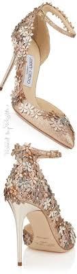 wedding shoes glitter best 25 gold wedding shoes ideas on gold heels gold