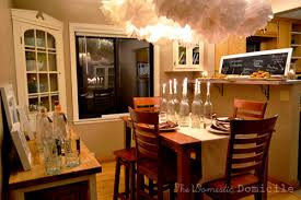 wine themed party the big day the domestic domicile