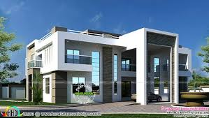 contemporary home designs contemporary home design by velocity archifirm kerala home