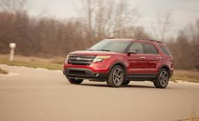 2013 ford explorer sport test u2013 review u2013 car and driver