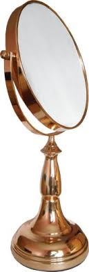 rose gold vanity table danielle creations danielle 20cm rose gold vanity mirror x 8