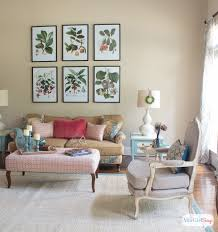 vintage livingroom vintage meets modern living room decorating ideas