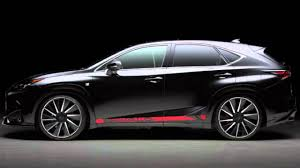 lexus is 300h body kit wald lexus nx revealed in full youtube