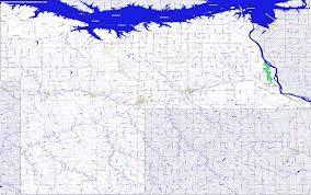 mercer map bridgehunter com mercer county dakota