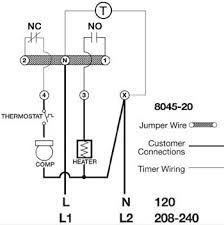 wiring diagram paragon defrost timer 8145 20 wiring diagram