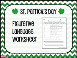 all worksheets figurative language worksheets middle